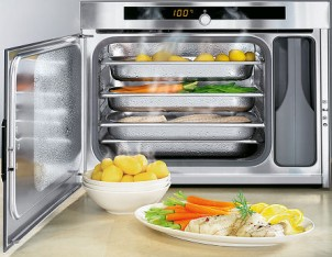 5 Reasons To Cook With Steam Oven