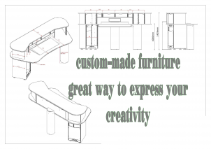 Reasons to order custom-made furniture