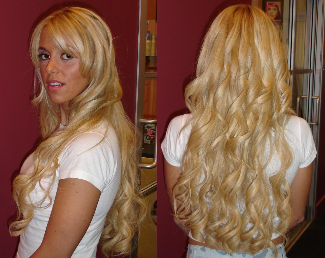 Extension Hair Use 92