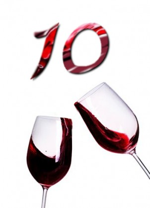 10 reasons to become a fan of wine