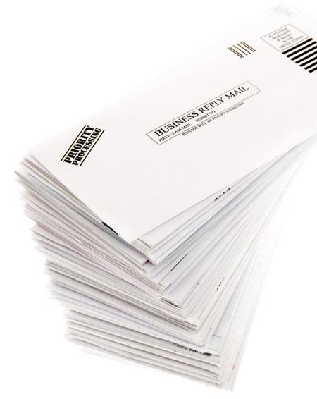 bulk mailing machine