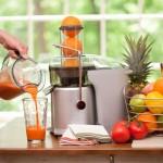 Blended Orange Juice