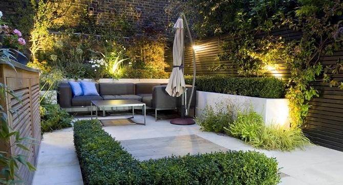 Modern Garden Pplanters