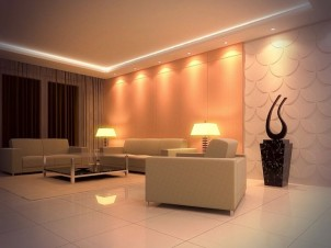 Spot LED Lighting Decorating Ideas as Reasons to Get Lighting Makeover