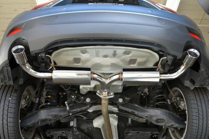 Mazda-Exhaust