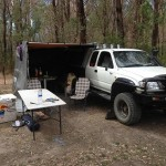 camping 4Wd