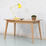 Solid Timber Desk 2