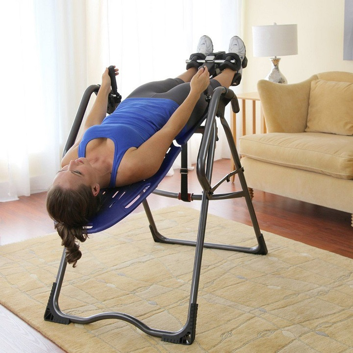 inversion therapy table