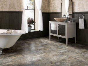 Vinyl: The Reasons to Make It Your Bathroom Flooring Choice