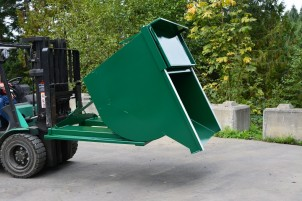 Reasons to Look Into a Self-Dumping Forklift Hopper