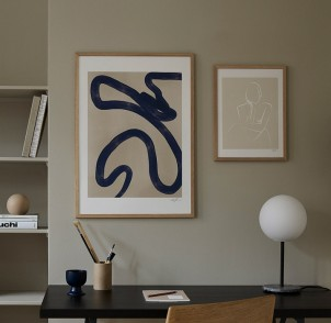Artsy Transformation: The Reason to Adorn Your Home with Prints and Posters