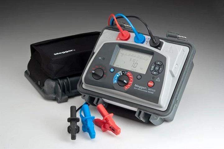 insulation resistance tester