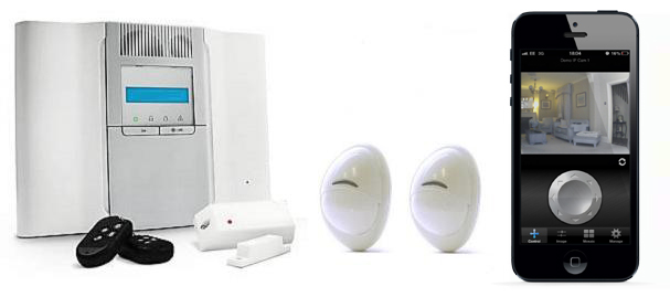Install Wireless Security Alarm Systems