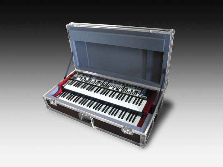 flight case keyboard