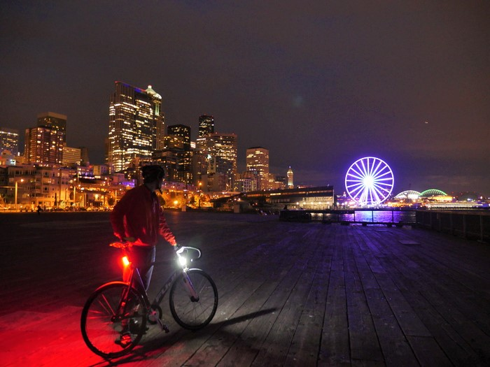 bicycle lights