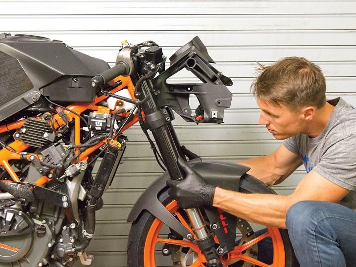 Motorcycle Check Ups