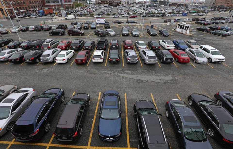 parking-lot-management