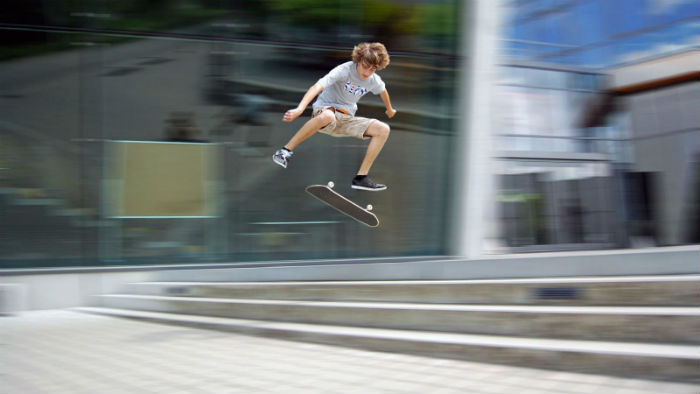 freestyle-skateboarding