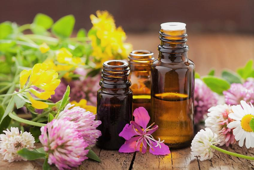 Essential Oil Aromatherapy Blends2