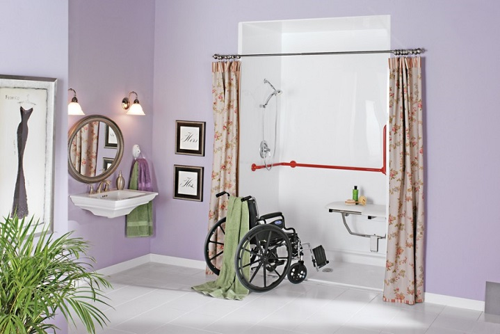 Bathroom Aids For Elderly