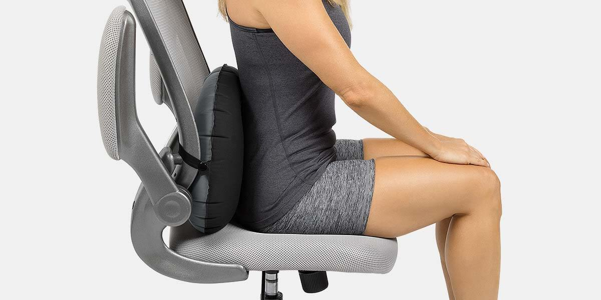 Top Reasons Why Lumbar Support Pillows Help Relive Back