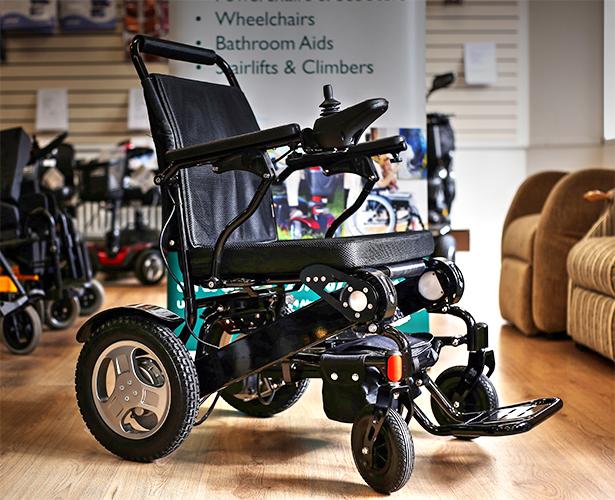 electric-wheelchair