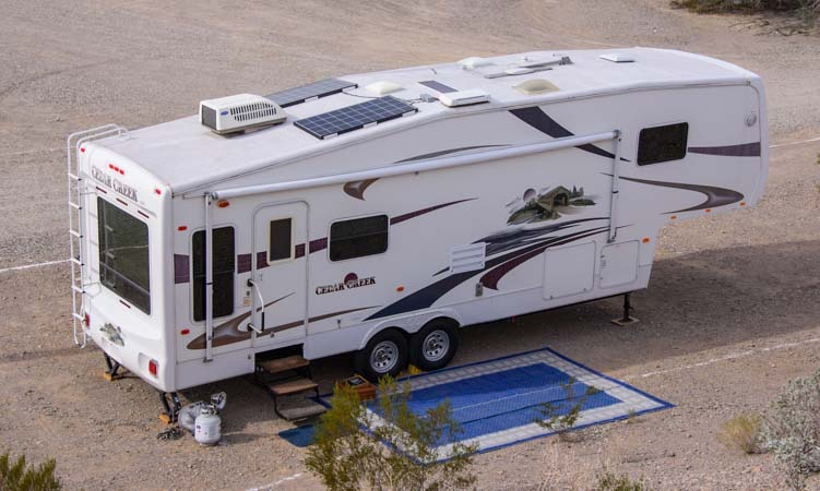 275w solar panels for Rvs