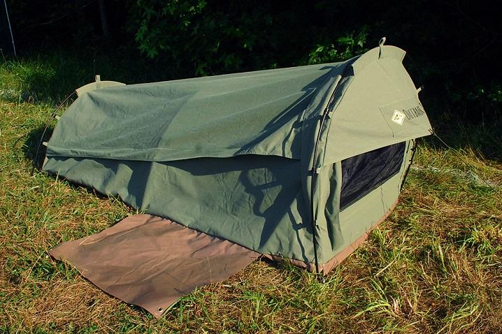 swag camping Australia