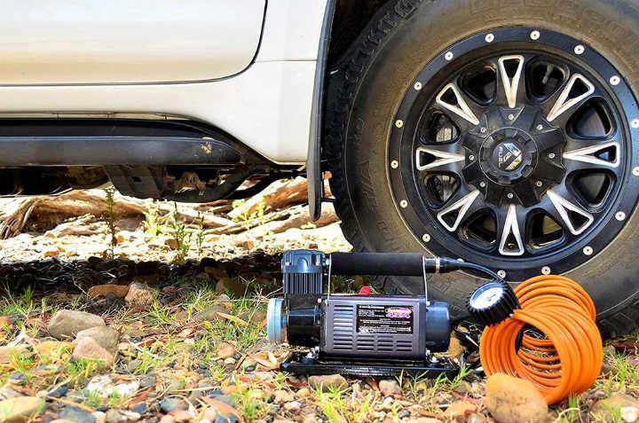 volkswagen accessories air compressor