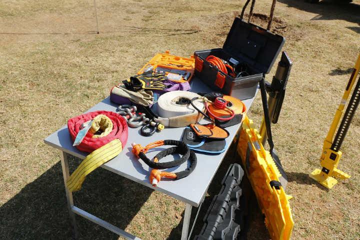 volkswagen accessories recovery gear