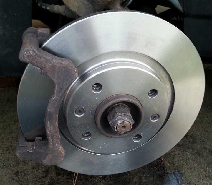 car rotor brakes