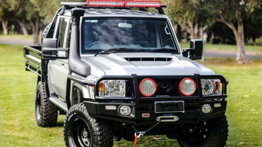 toyota land cruiser accessories
