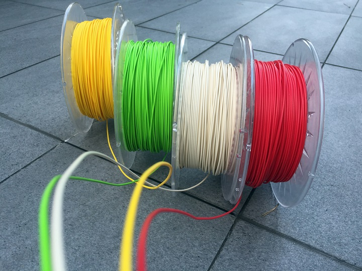 Different Types of 3D Filaments