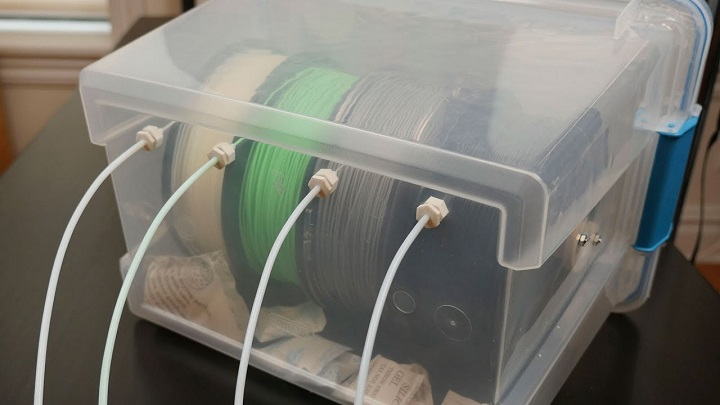 How to Store Filament