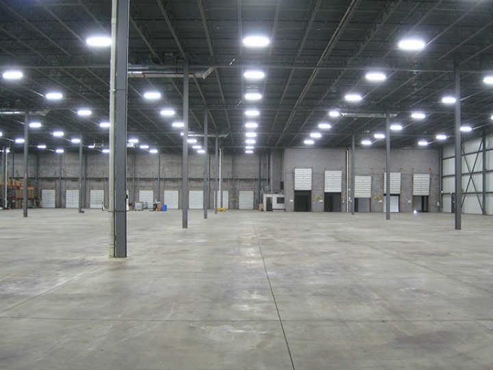 led high bays industrial