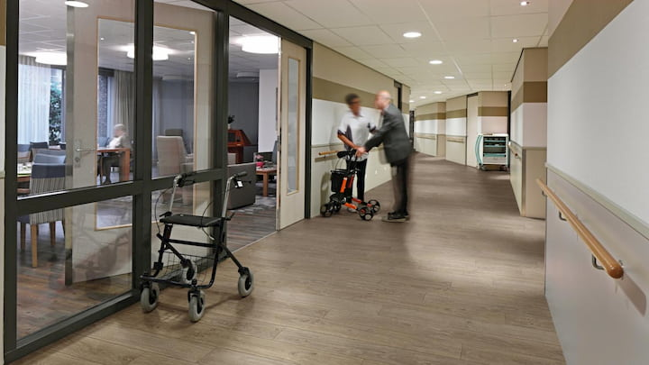 flooring for aged care facilities