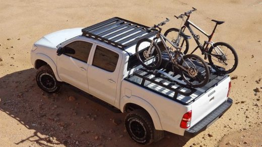 roof racks to suit toyota hilux