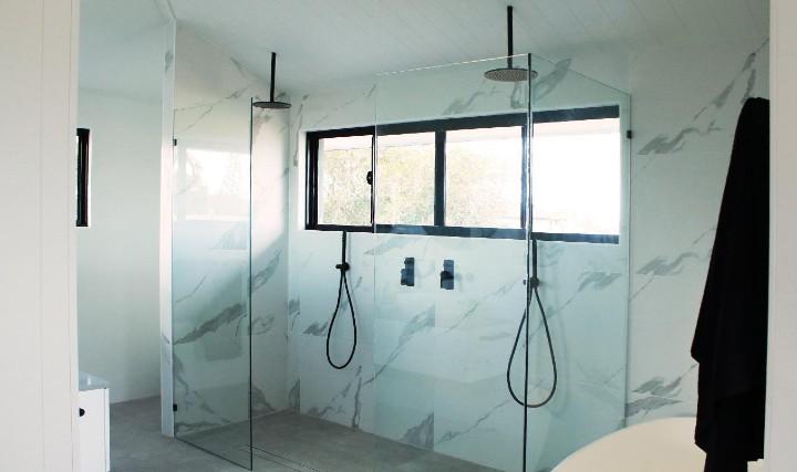 shower base modern