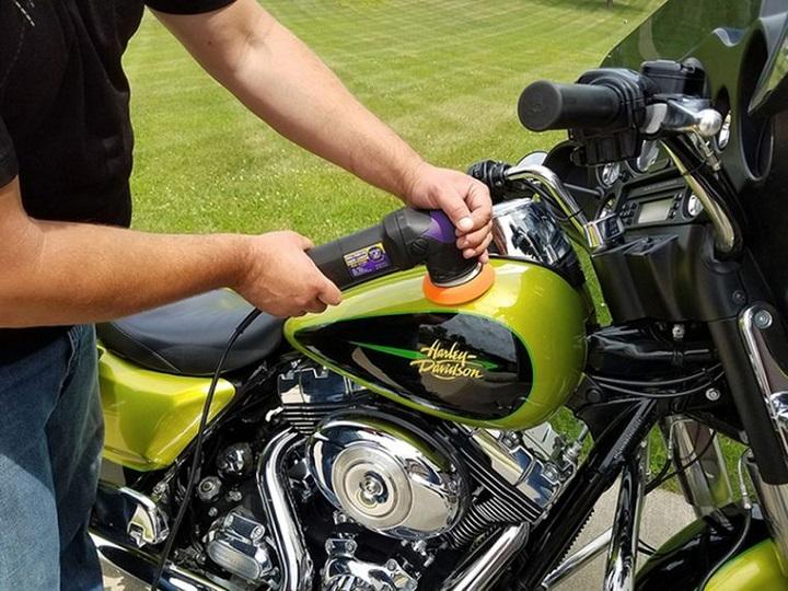 polish motorcyclle