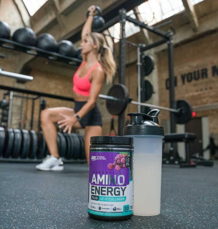 amino acids bodybuilding