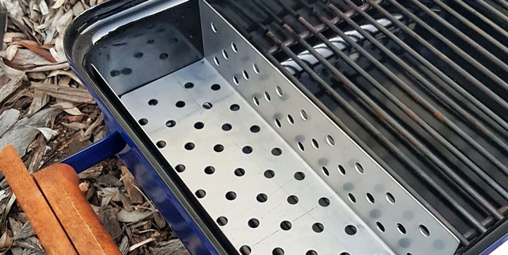 charcoal baskets bbq grill accessory