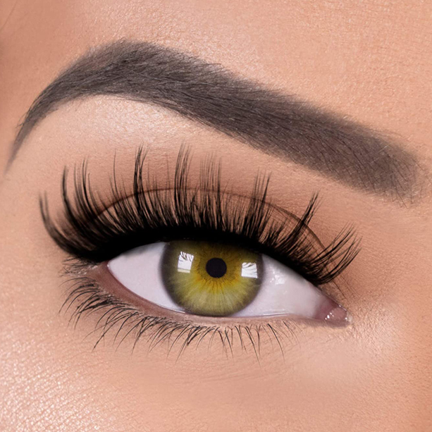 faux mink lashes eye