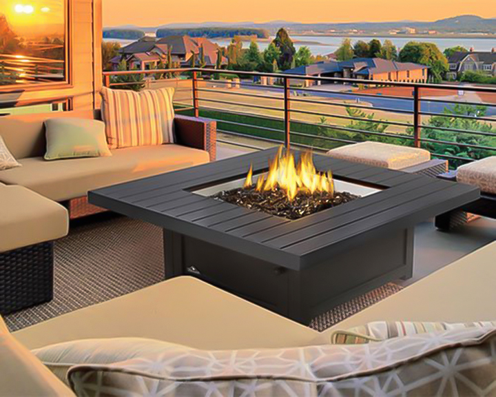 fire pits heaters
