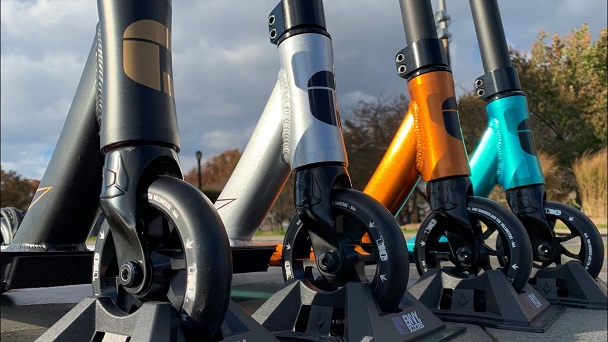 envy series scooters