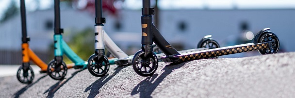 envy heist complete scooters