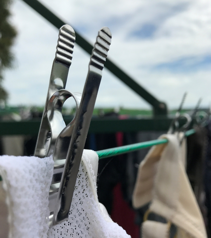 pegs for clothes
