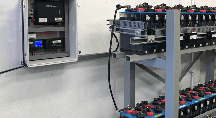 batteries systems monitors