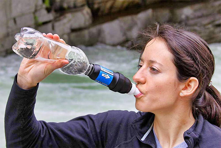 woman-drinking-water-from-portable-water-filters